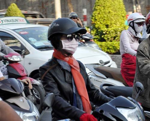 Sài Gòn lạnh nhất trong 10 năm nay-2