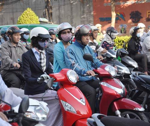 Sài Gòn lạnh nhất trong 10 năm nay-1