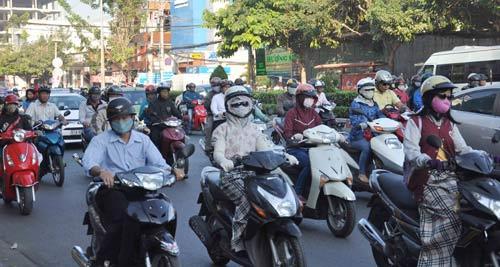 Sài Gòn lạnh nhất trong 10 năm nay-3