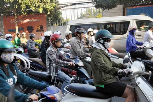 Sài Gòn lạnh nhất trong 10 năm nay-5