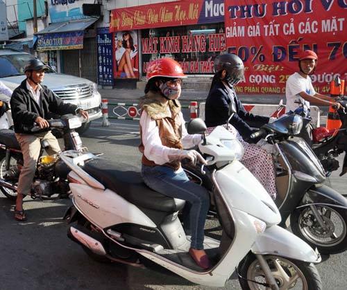 Sài Gòn lạnh nhất trong 10 năm nay-7