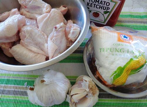 Cánh gà chiên sốt cà ngon cơm ngày lạnh-1