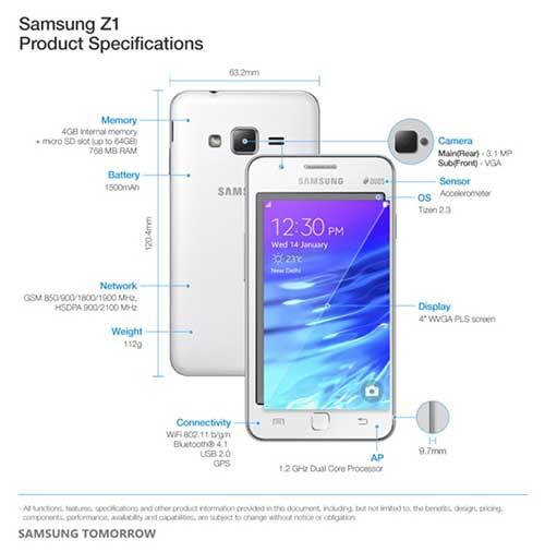 samsung chinh thuc trinh lang smartphone dau tien chay tizen - 2
