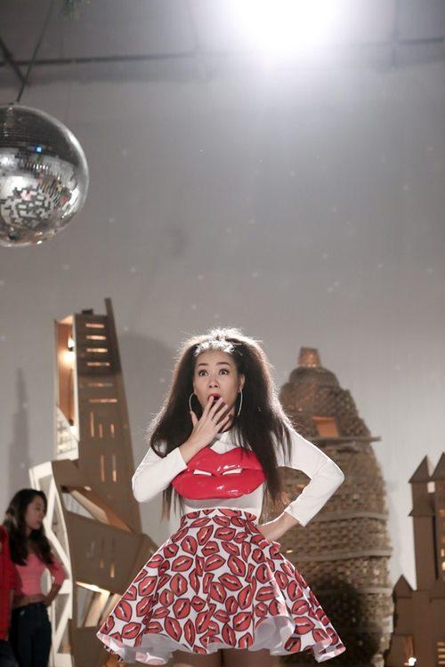 Thu Minh ra mắt MV trước ngày sinh nở-1