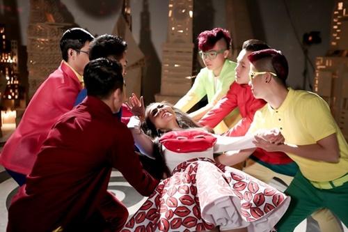 Thu Minh ra mắt MV trước ngày sinh nở-6