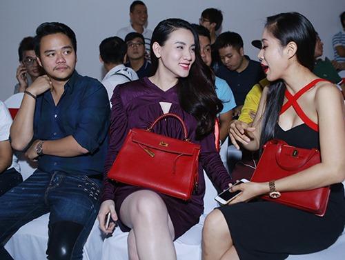 Ngân Khánh từ chối chia sẻ về đám cưới với chồng Việt kiều-11