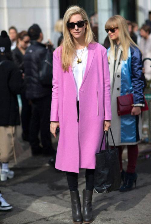 4 cách mặc áo khoác dáng dài thật đẹp cho mọi vóc dáng-1