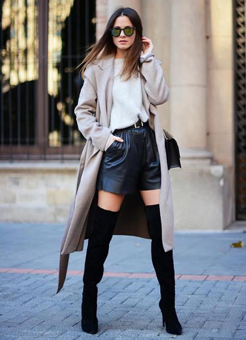 4 cách mặc áo khoác dáng dài thật đẹp cho mọi vóc dáng-3