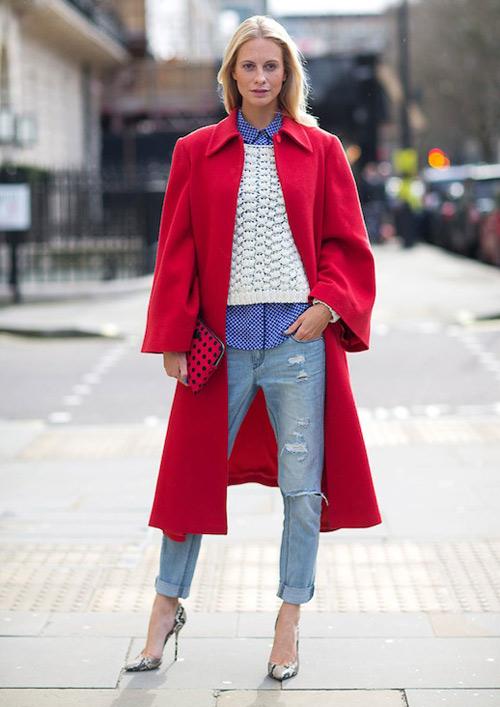 4 cách mặc áo khoác dáng dài thật đẹp cho mọi vóc dáng-5