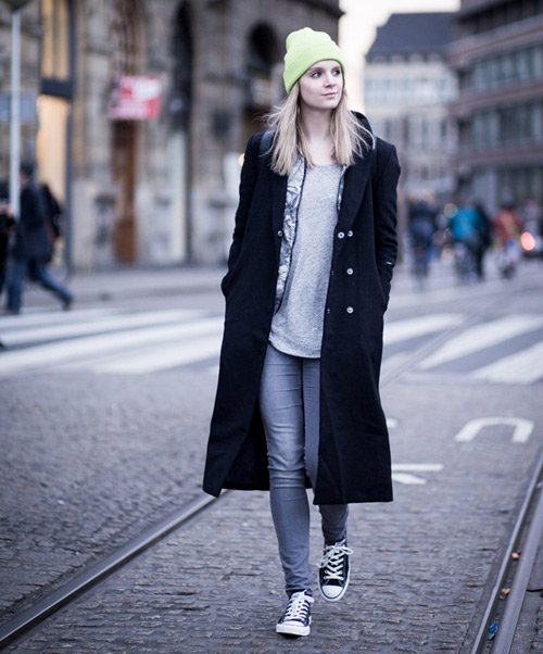 4 cách mặc áo khoác dáng dài thật đẹp cho mọi vóc dáng-6