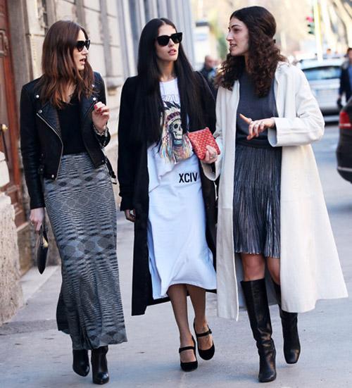 4 cách mặc áo khoác dáng dài thật đẹp cho mọi vóc dáng-7