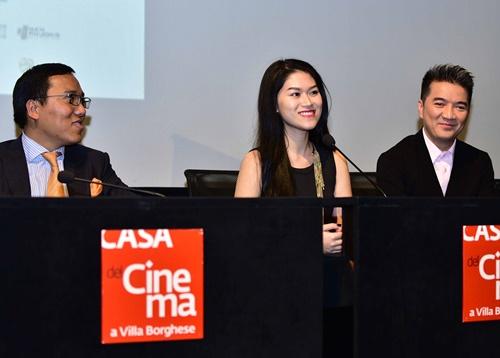 'Hiệp sĩ mù' gây tranh cãi tại Tuần lễ phim Việt tại Italy-4
