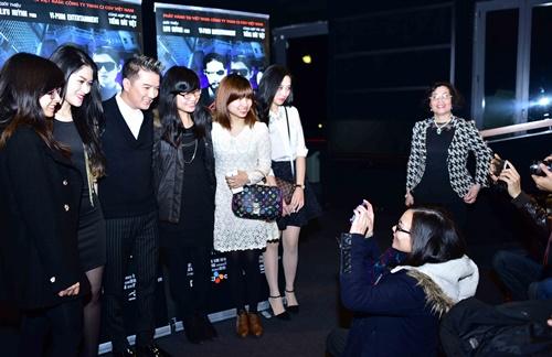 'Hiệp sĩ mù' gây tranh cãi tại Tuần lễ phim Việt tại Italy-7