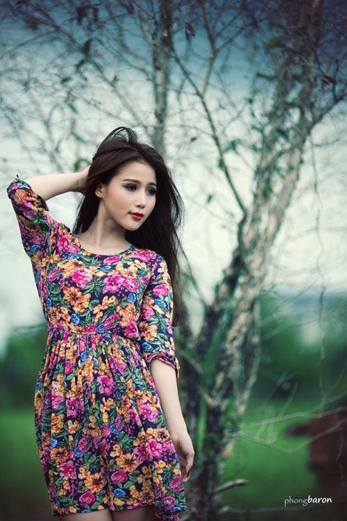 Cô gái Việt giảm 13kg trong 2 tháng để thành người mẫu-9