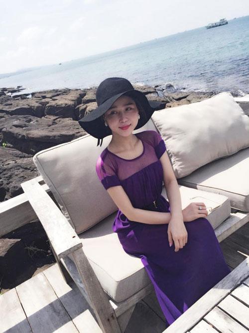 Cô gái Việt giảm 13kg trong 2 tháng để thành người mẫu-12
