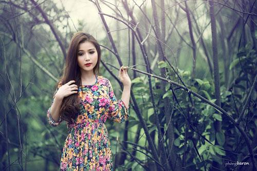 Cô gái Việt giảm 13kg trong 2 tháng để thành người mẫu-6