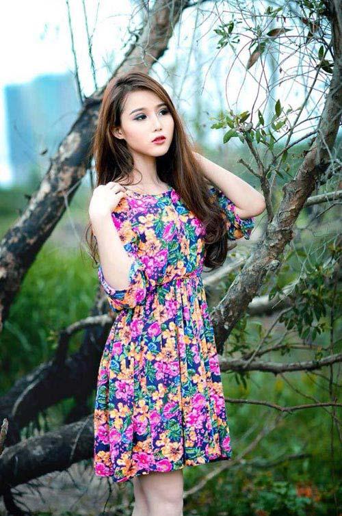 Cô gái Việt giảm 13kg trong 2 tháng để thành người mẫu-5