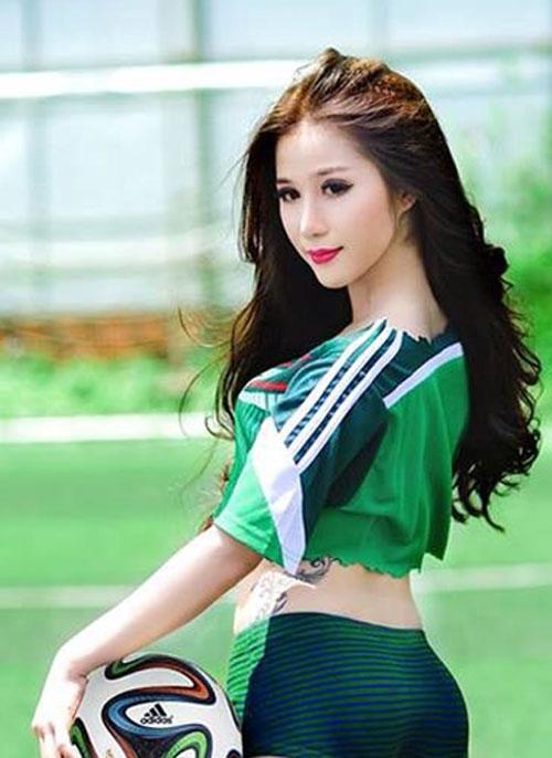 Cô gái Việt giảm 13kg trong 2 tháng để thành người mẫu-14