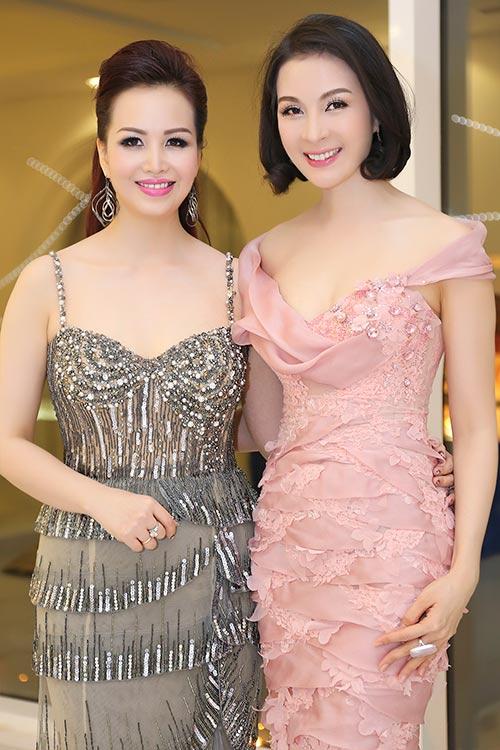 """hh dieu hoa """"do"""" nhan sac khong tuoi voi thanh mai - 6"""