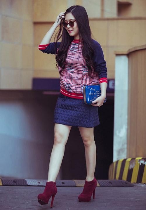 Người đẹp Việt mũm mĩm vẫn rất quyến rũ-16