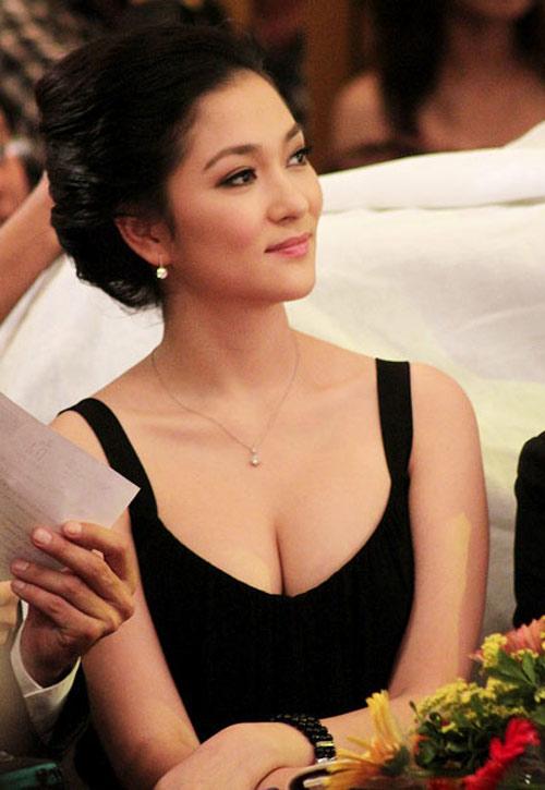 Người đẹp Việt mũm mĩm vẫn rất quyến rũ-15