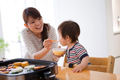 Cho trẻ ăn dặm: Đừng sợ hải sản!-1