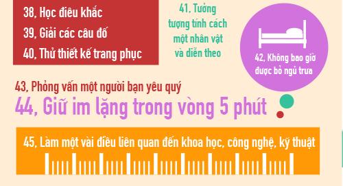 50 cách dạy con sáng tạo cực hữu ích cho mẹ-5