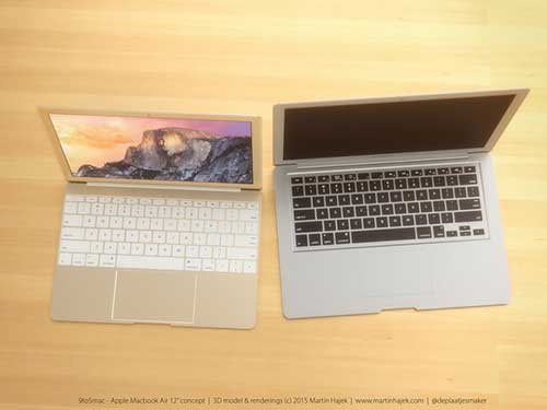 ngam concept chiec macbook air kich thuoc 12 inch ma apple sap ra mat - 7