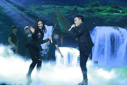Hà Duy - Hoàng Yến đăng quang Cặp đôi hoàn hảo 2014-8