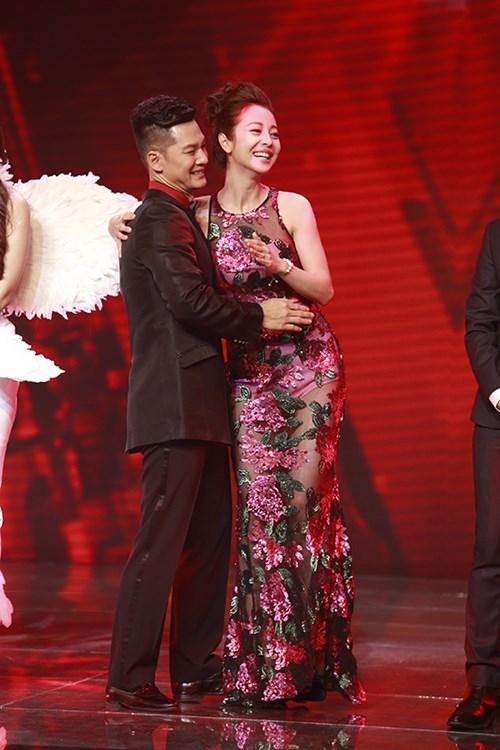 Hà Duy - Hoàng Yến đăng quang Cặp đôi hoàn hảo 2014-10