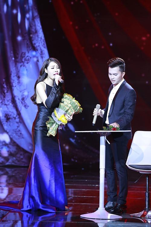 Hà Duy - Hoàng Yến đăng quang Cặp đôi hoàn hảo 2014-2