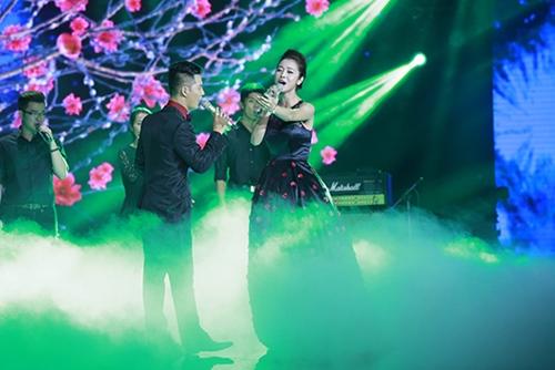 Hà Duy - Hoàng Yến đăng quang Cặp đôi hoàn hảo 2014-5