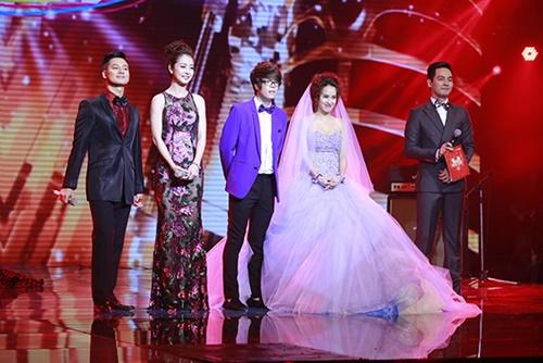 Hà Duy - Hoàng Yến đăng quang Cặp đôi hoàn hảo 2014-6