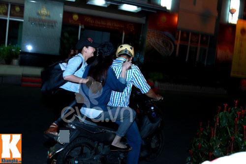 "truong quynh anh lo dien chop nhoang giua ""bao hon nhan"" - 16"