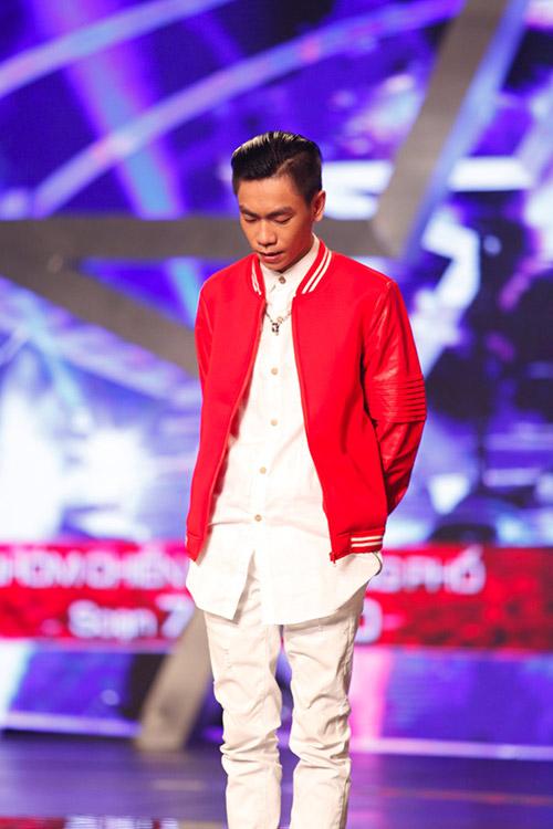 thi sinh uong nham axit bi loai khoi chung ket got talent - 1