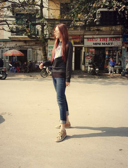 Tuần qua: Người đẹp rực rỡ đón nắng Đông-10