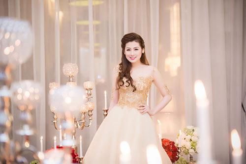 Thụy Vân, Dương Tú Anh xinh đẹp như công chúa-8