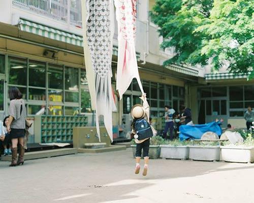 Bé Nhật bị bệnh hiểm nghèo đẹp như thiên thần-10