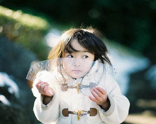 Bé Nhật bị bệnh hiểm nghèo đẹp như thiên thần-14