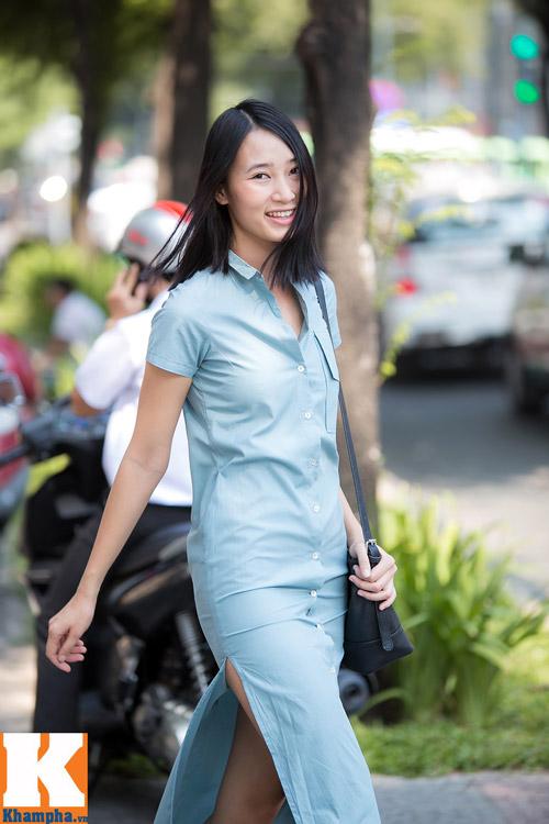 Trang Khiếu đầy sức sống trên đường phố Sài Gòn-1