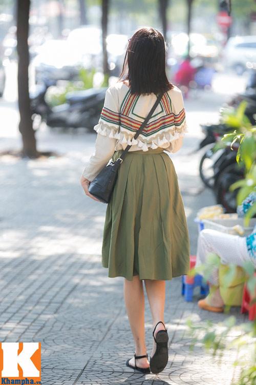 Trang Khiếu đầy sức sống trên đường phố Sài Gòn-10