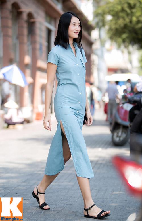 Trang Khiếu đầy sức sống trên đường phố Sài Gòn-3