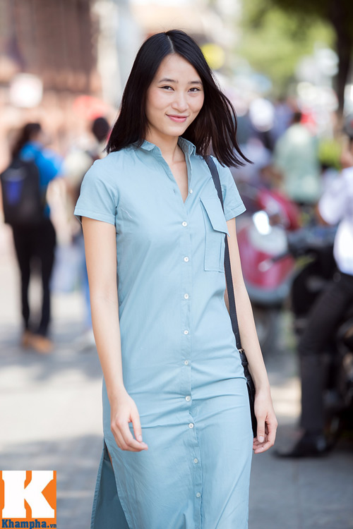 Trang Khiếu đầy sức sống trên đường phố Sài Gòn-4