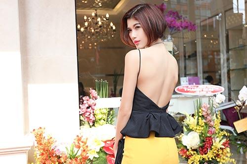 mai phuong thuy dep ngot ngao den chuc mung thanh mai - 20