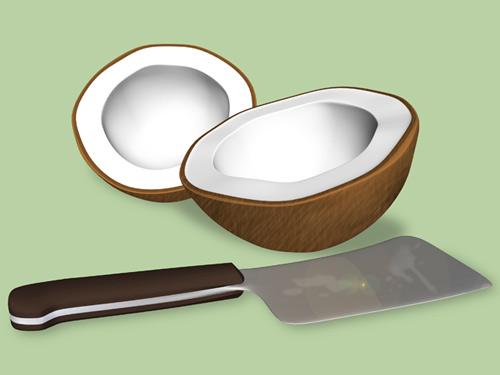 3 cách đơn giản tự làm dầu dừa ngừa rạn da - 1
