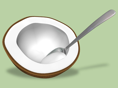 3 cách đơn giản tự làm dầu dừa ngừa rạn da - 2