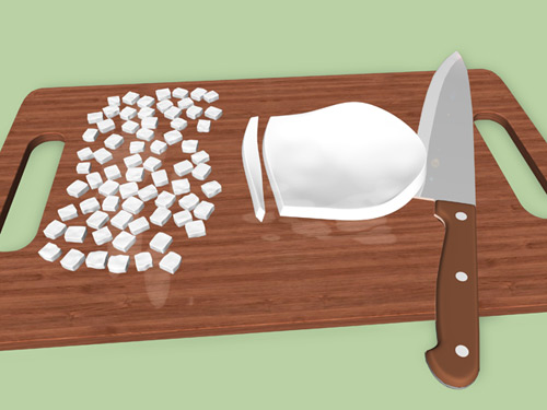 3 cách đơn giản tự làm dầu dừa ngừa rạn da - 3