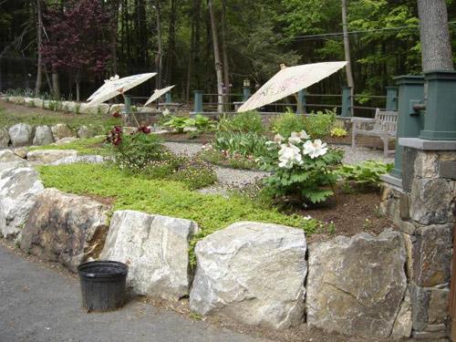 Vườn 4000m2 trăm hoa đua nở quanh năm ở New York-7