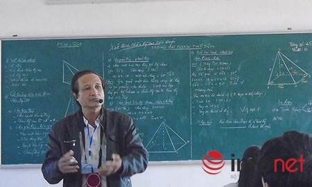 Giáo viên 20 năm dạy giỏi: Một năm tốn 24 ngàn tỷ vì học thêm-1