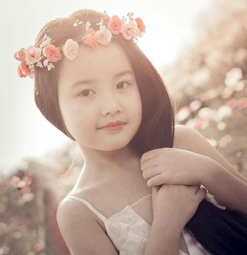 ve dep cua co be ha noi 6 tuoi giong angela phuong trinh - 8